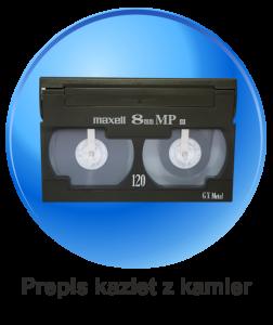Prepis videokaziet VHS na DVD